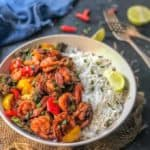 An instant meal to serve under 30 minutes, Shrimp Stir Fry is a healthy, simple saute of shrimps, veggies and exotic sauces. You may serve this easy Asian meal as it is or with noodles or with rice. Here is how to make Shrimp Stir Fry Recipe.