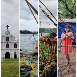 Chinese net and old town tour by Grand Hyatt Kochi