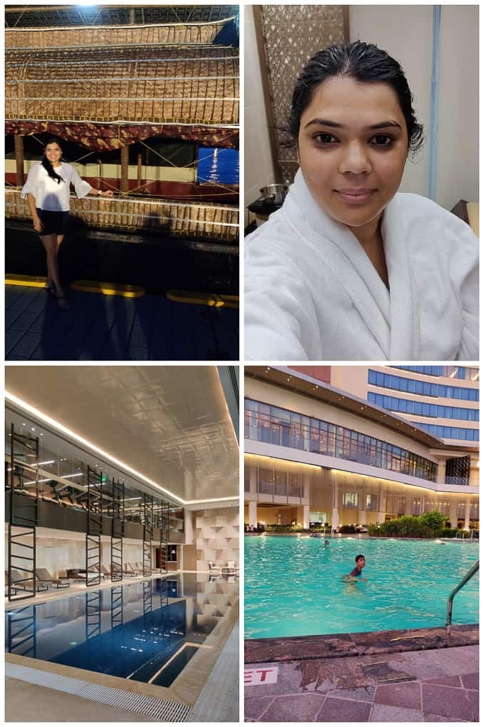 activities at grand hyatt kochi