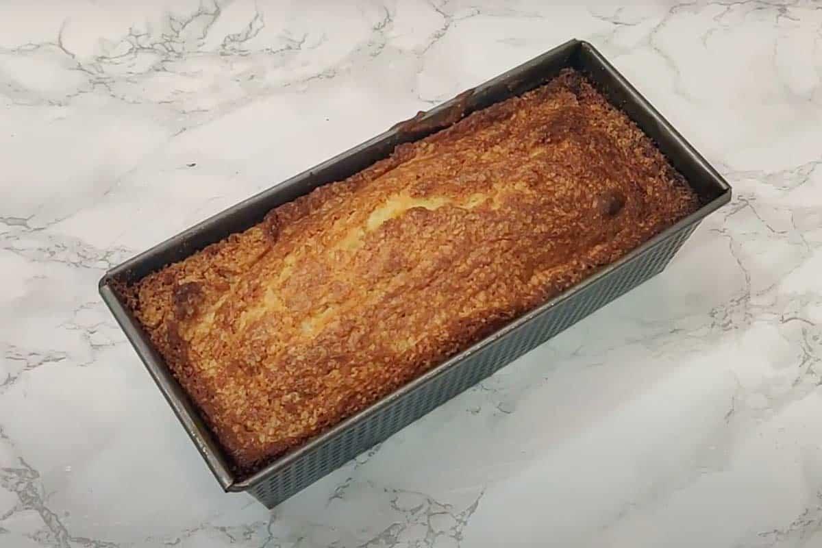 Ready Vanilla Pound Cake.