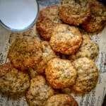 These soft Banana Cookies are cake-like cookies that are made using overripe banana and other basic cookie ingredients. Here is how to make these.