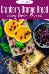 This easy homemade cranberry orange bread is a super moist and crumbly quick bread which you can make this festive season. Follow my recipe and make a loaf for yourself. Here is how to make cranberry orange bread recipe. #Cranberrybread #orangebread #loafcakes #christmasrecipes