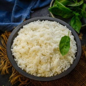 Making Jasmine Rice in Instant Pot or Electric Pressure Cooker has become my favorite method to cook it. It gives perfect results every time and is a hands-off method.