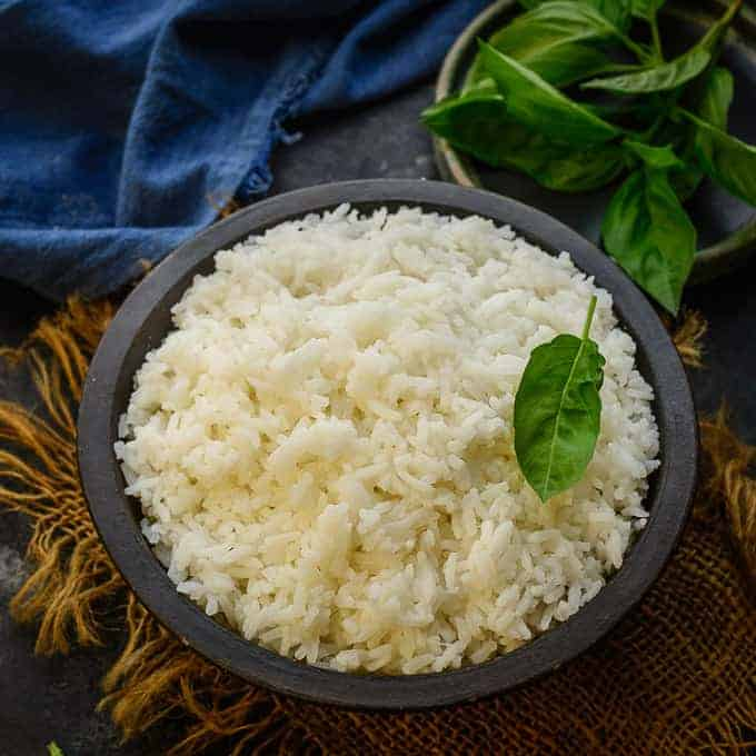 Instant Pot Jasmine Rice Recipe Step By Step Video Whiskaffair