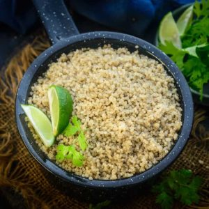Instant Pot Quinoa is one of the best ways to cook quinoa to a perfect texture. the process is easy, quick and hand free. Here is how to make quinoa in Instant pot.