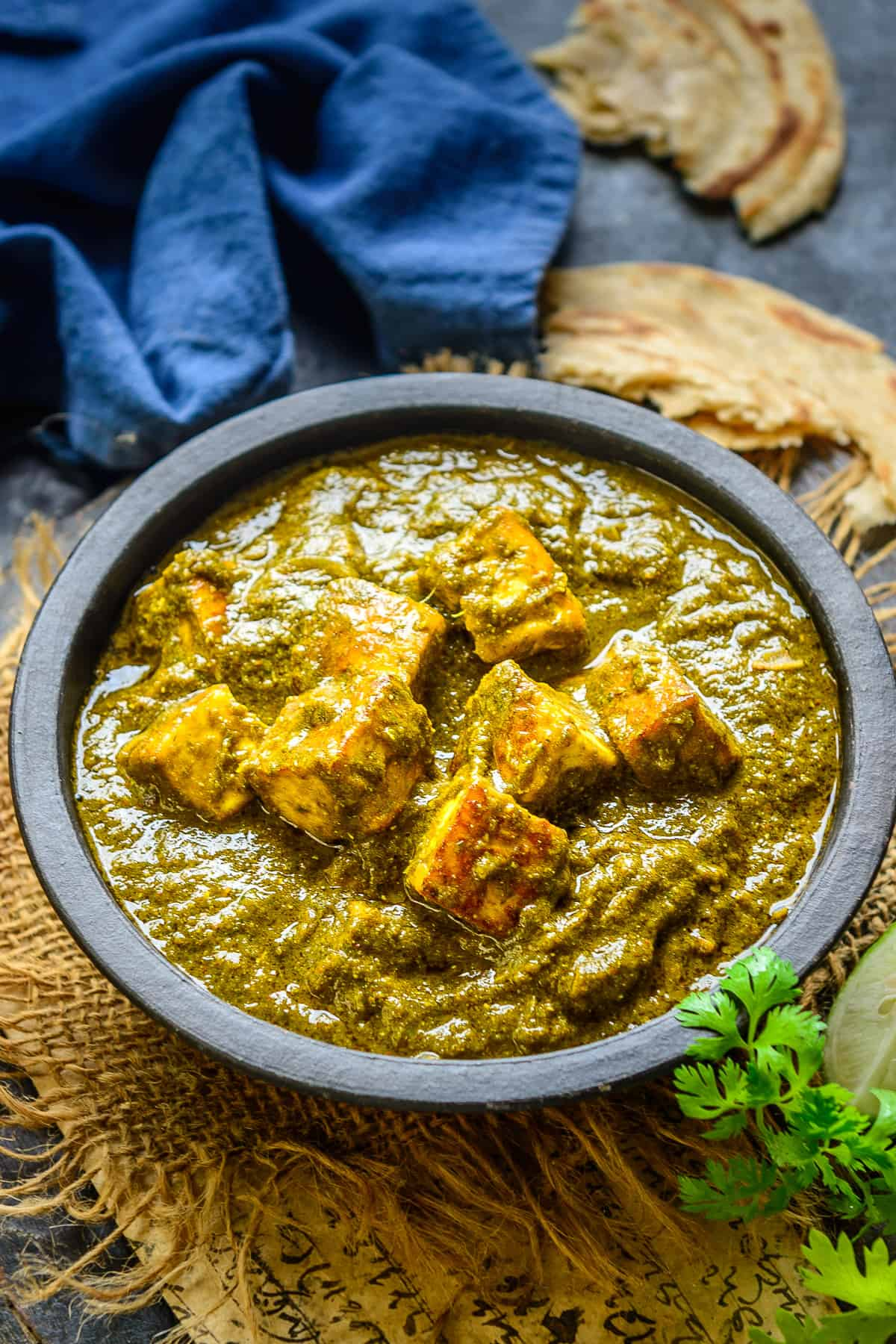 Saag Paneer Recipe Step By Step Video Whiskaffair