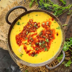 Sultani Dal or Lucknowi Dal is a nawabi lentil recipe that is of Mughal origin. The dal is cooked along with rich ingredients which gives it a truly royal feel. Here is how to make it.