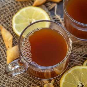 Lemon Tea is a refreshing tea where lemon juice is added in black or green tea. It soothes the throat, prevents cough and congestion and helps in weightloss. Here is how to make lemon tea recipe.
