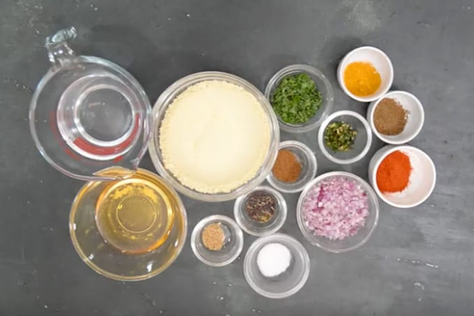 Zunka ingredients