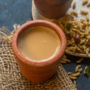 Tandoori Chai is a delicious twist on the regular tea where Masala Chai is smoked by putting in hot kulhad or clay mug. Here is how to make tandoori chai recipe at home.