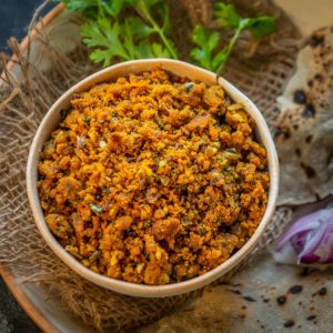 Zunka Recipe (Jhunka) is a traditional Maharashtrian dish made using besan or chickpea flour. Zunka Bhakar is a very popular combination and is served throughout Maharashtra. Here is how to make this spicy besan curry.