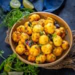 Sooji Balls are an interesting breakfast or snacks dish made using sooji or rava. Here is the recipe.