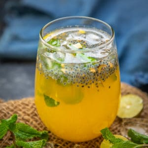 Kulukki Sarbath is a Kerala stye refreshing summer drink. The term means Shaken in Malayam and so it gets it's name. Here is how to make it.