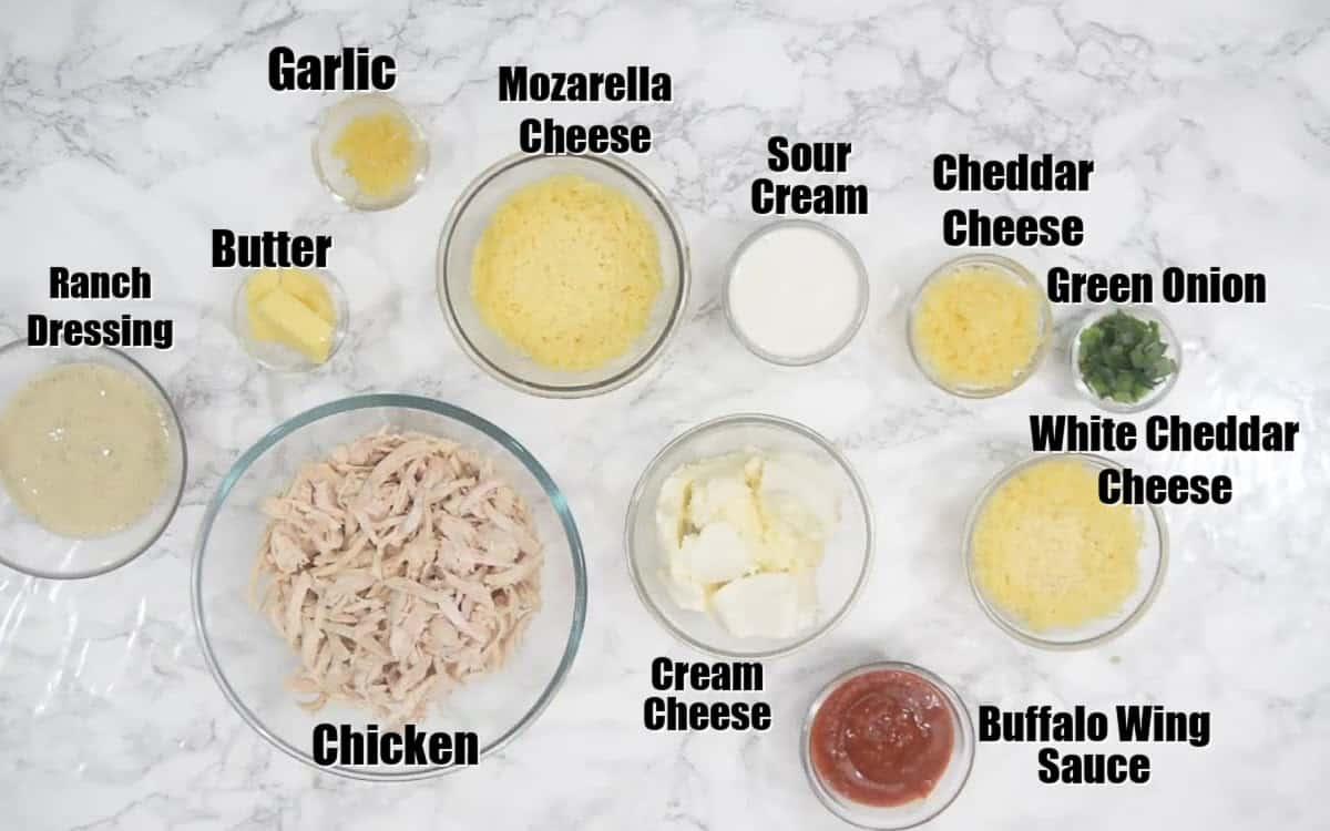 Chicken Dip Recipe With Cream Cheese