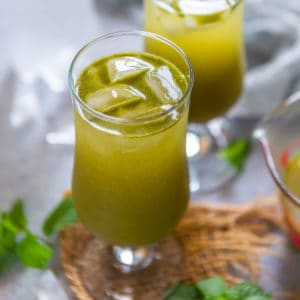 Masala soda is a refreshing Indian summer drink made using a few spices and soda water. It takes 5 minutes to bring this cool beverage together. Check out the recipe!
