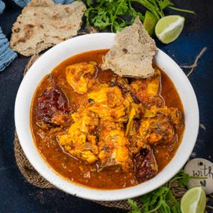 Bold, spicy, and full of flavors, chicken masala is a delicious Indian chicken curry, where marinated chicken is cooked in tomato-onion gravy.Make it in an instant pot, traditional pressure cooker, or in a pot over the stovetop using my easy recipe.