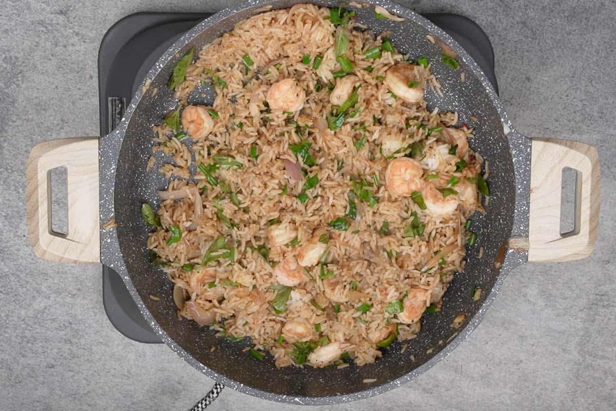 Ready Thai Fried Rice.