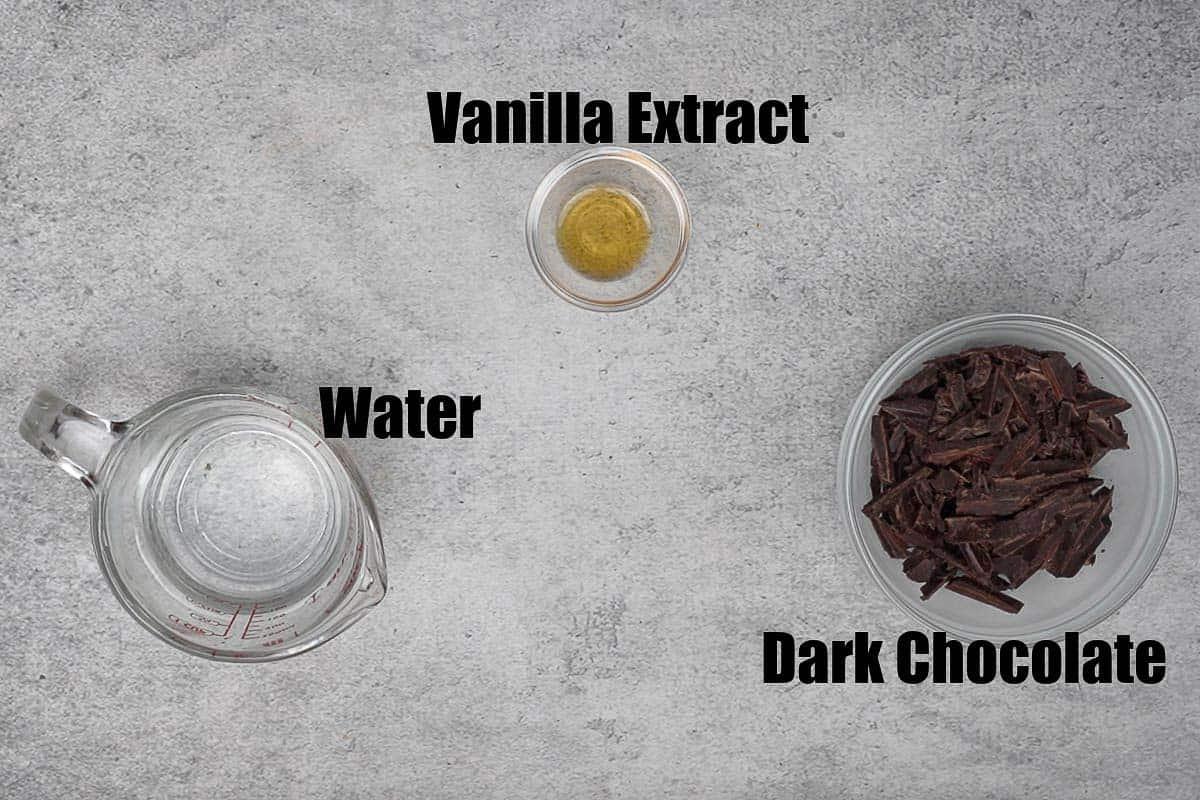 Pumpkin Spice Hot Chocolate Ingredients 2